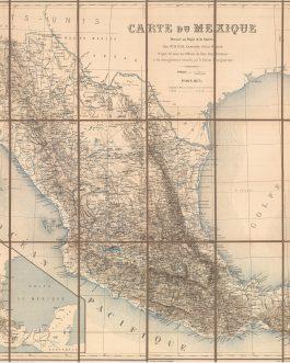 MEXICO: Expédition du Mexique 1861-1867. Récit Politique et Militaire.
