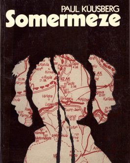 ESTONIAN BOOK DESIGN / ESPERANTO: Somermeze [In the Heart of the Summer]