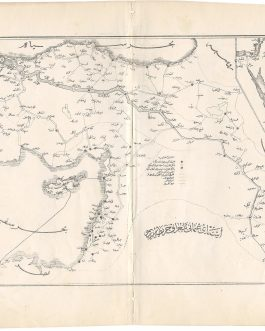 Ottoman Empire Telegraph Maps / Thematic Cartography