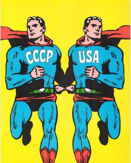 COLD WAR / ANTIPROPRAGANDA: CCCP USA