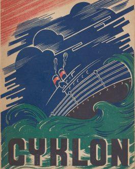 POLISH BOOK DESIGN: Cyklon
