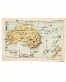 AUSTRALIA & NEW ZEALAND: آوستراليا [Avustralya / Australia]