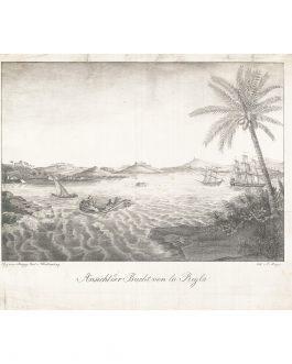 CUBA – HAVANA HARBOUR – UNRECORDED VIEW:  Ansicht der Bucht von Regla.
