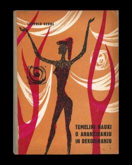 YUGOSLAV BOOK DESIGN / MID-CENTURY WINDOW DRESSING: Temeljni nauki o aranžiranju in dekoriranju
