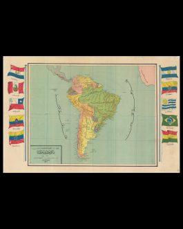 SOUTH AMERICA: يكى جنوبى امريقا  [New South America]