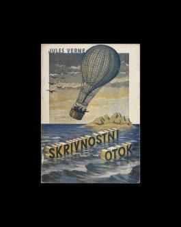 Yugoslav Book Design / Jules Verne: Skrivnostni otok [The My...