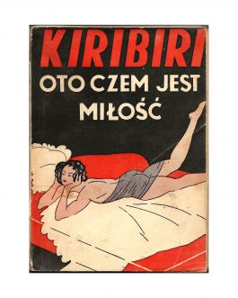 Polish Book Design / Erotica: Oto czem jest miłość [This Is, What Love Is]