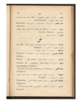 Tatar-Russian Dictionary: Русско-Татарскій и...