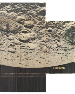Exploration of the Moon / Czech Lunar Cartography: Mapy mě...