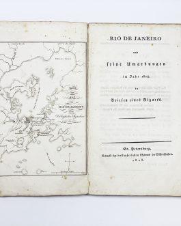 Rio de Janeiro und seine Umgebungen im jahre 1824 in Briesen...