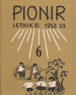 Pionir 1952-1953