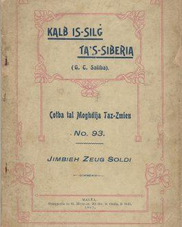 Maltese Language / Siberia: Kalb is-silg ta's-Siberia  [Frozen Heart of Siberia]